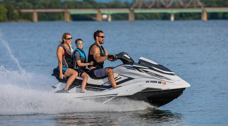 2019 Yamaha FX Cruiser HO in Darien, Wisconsin - Photo 10