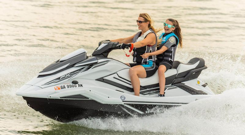 2019 Yamaha FX Cruiser HO in Darien, Wisconsin - Photo 11