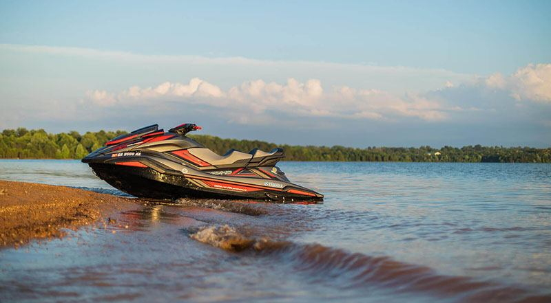 2019 Yamaha FX Cruiser SVHO in Coloma, Michigan - Photo 2