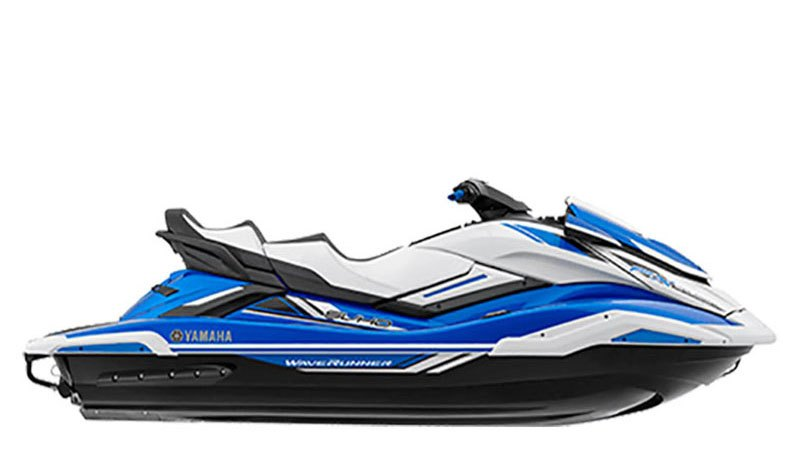 2019 Yamaha FX Cruiser SVHO in Malone, New York