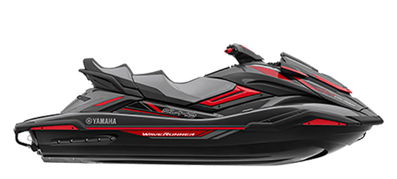 2019 Yamaha FX Cruiser SVHO in Manheim, Pennsylvania