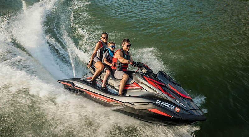 2019 Yamaha FX Cruiser SVHO in Spencerport, New York - Photo 5