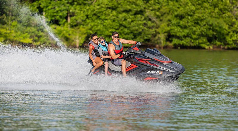 2019 Yamaha FX Cruiser SVHO in Modesto, California
