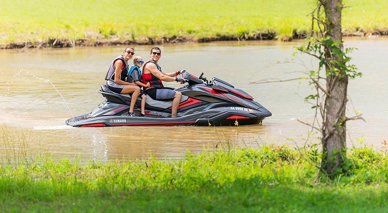 2019 Yamaha FX Cruiser SVHO in Johnson Creek, Wisconsin - Photo 9