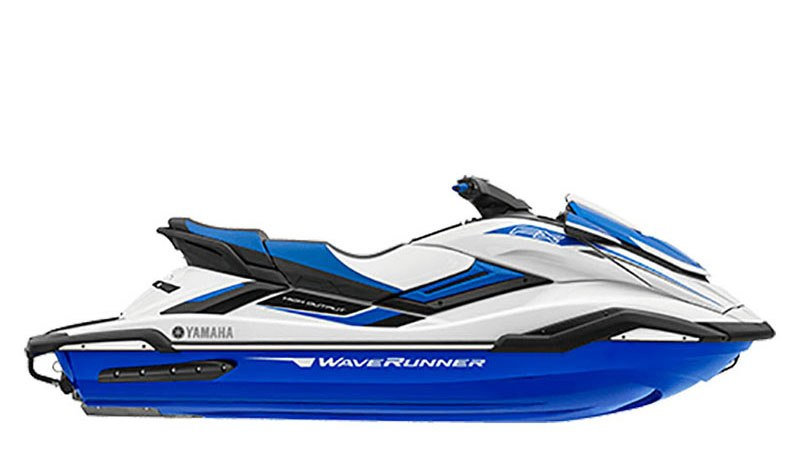 2019 Yamaha FX HO in Johnson Creek, Wisconsin - Photo 1