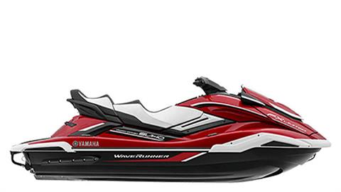 2019 Yamaha FX Limited SVHO in Appleton, Wisconsin