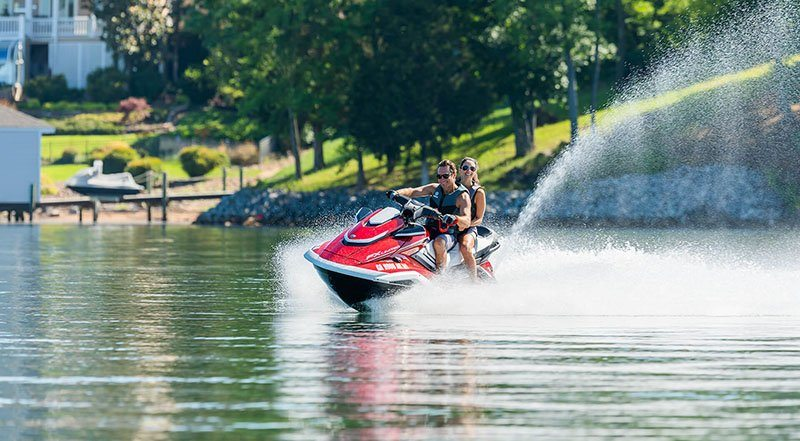 2019 Yamaha FX Limited SVHO in South Haven, Michigan - Photo 2
