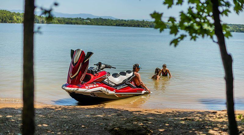 2019 Yamaha FX Limited SVHO in Rock Falls, Illinois