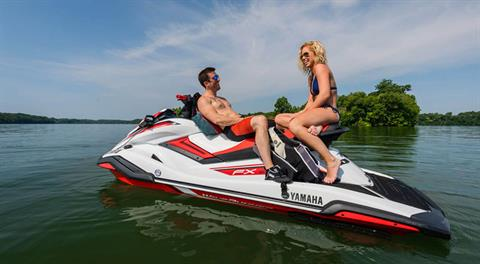 2019 Yamaha FX SVHO in Monroe, Michigan - Photo 4