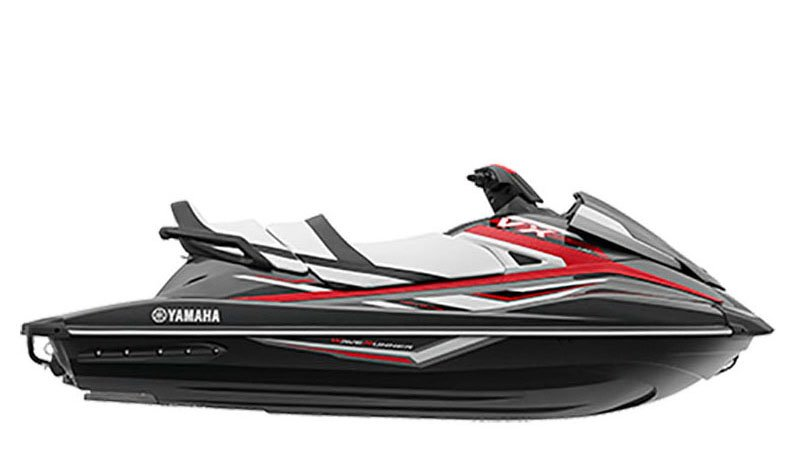 2019 Yamaha VX Cruiser HO in Monroe, Michigan