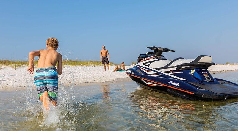 2019 Yamaha VX Cruiser HO in South Haven, Michigan - Photo 4