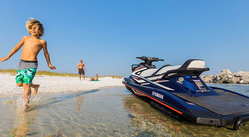 2019 Yamaha VX Cruiser HO in Sumter, South Carolina