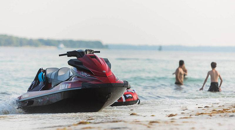 2019 Yamaha VX Limited in Huron, Ohio