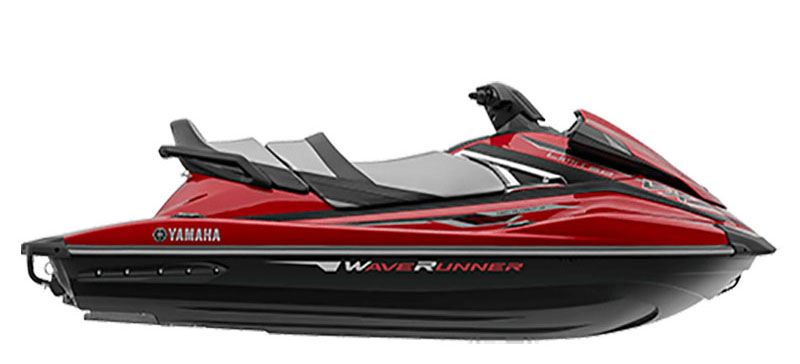 2019 Yamaha VX Limited in Allen, Texas