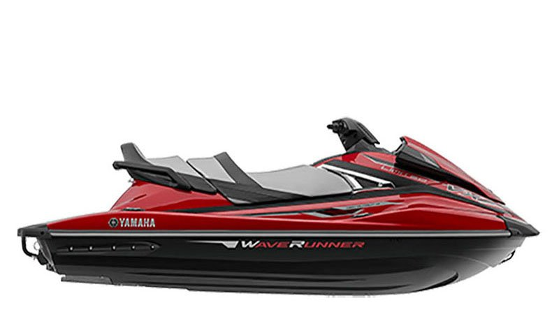 2019 Yamaha VX Limited in Stillwater, Oklahoma