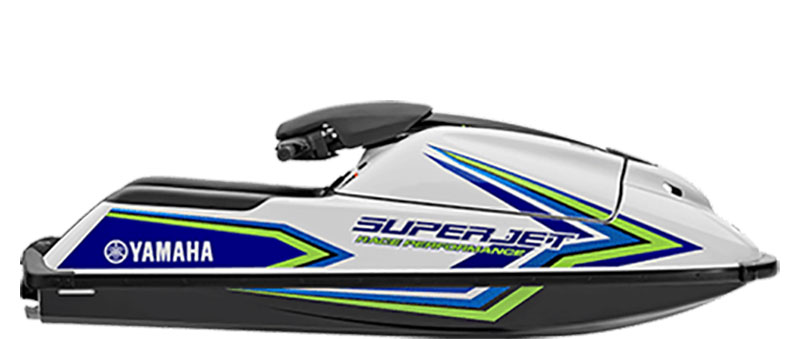 2019 Yamaha SuperJet in Elkhart, Indiana