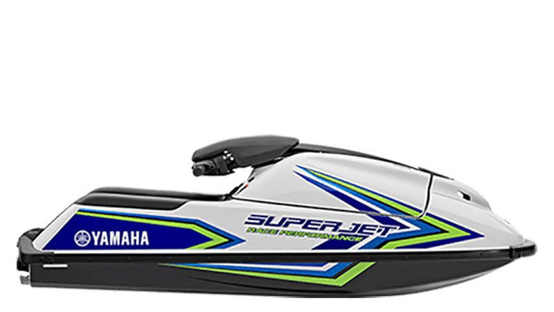 2019 Yamaha SuperJet in Sacramento, California