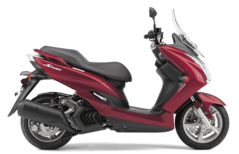 2019 Yamaha SMAX in Iowa City, Iowa