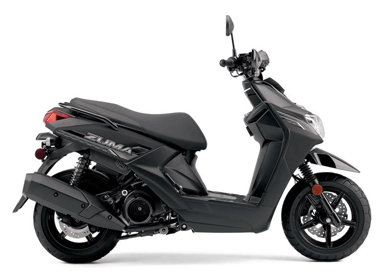 2019 Yamaha Zuma 125 in Lumberton, North Carolina