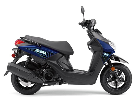 2019 Yamaha Zuma 125 in Tamworth, New Hampshire