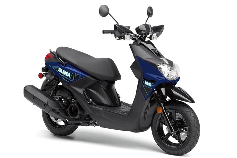 2019 Yamaha Zuma 125 in Saint George, Utah