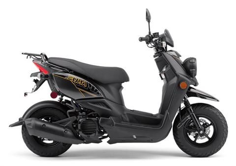 2019 Yamaha Zuma 50F in Middletown, New Jersey