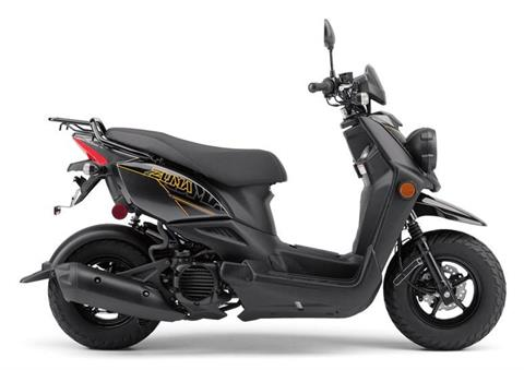 2019 Yamaha Zuma 50F in Belvidere, Illinois