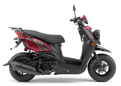 2019 Yamaha Zuma 50F in Concord, New Hampshire