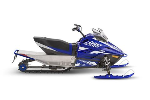 2019 Yamaha SnoScoot ES in Baldwin, Michigan