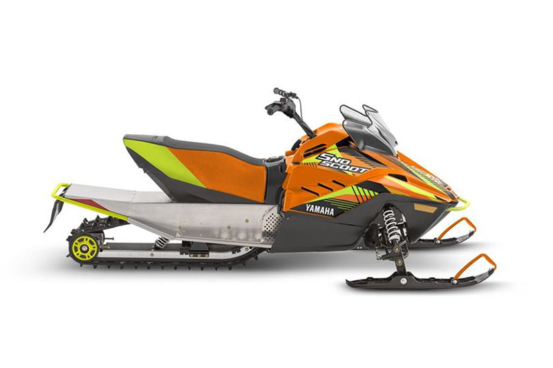 2019 Yamaha SnoScoot ES in Butte, Montana