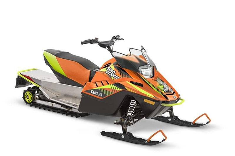 2019 Yamaha SnoScoot ES in Pine Grove, Pennsylvania