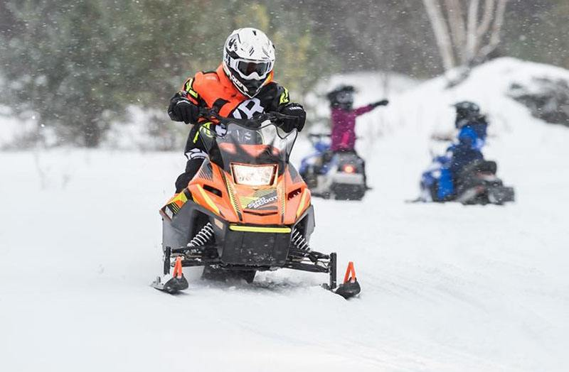 2019 Yamaha SnoScoot ES in Fond Du Lac, Wisconsin