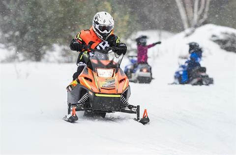 2019 Yamaha SnoScoot ES in Albert Lea, Minnesota