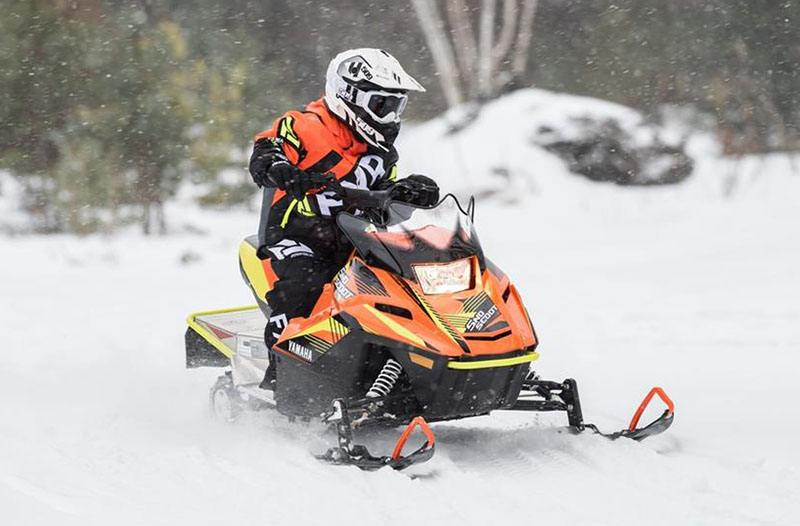 2019 Yamaha SnoScoot ES in Tamworth, New Hampshire - Photo 4