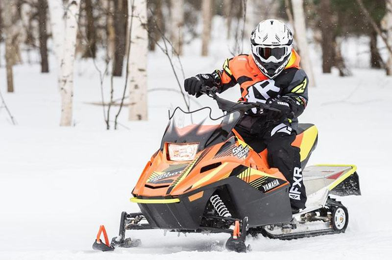 2019 Yamaha SnoScoot ES in Port Washington, Wisconsin