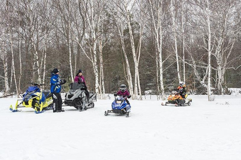 2019 Yamaha SnoScoot ES in Escanaba, Michigan