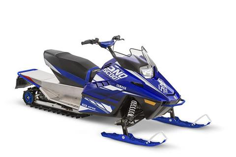 2019 Yamaha SnoScoot ES in Greenland, Michigan