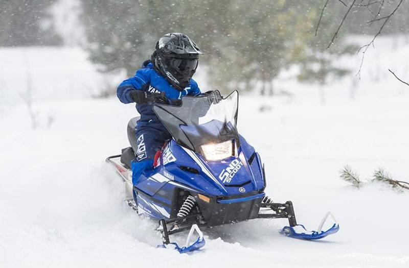 2019 Yamaha SnoScoot ES in Johnson Creek, Wisconsin - Photo 3