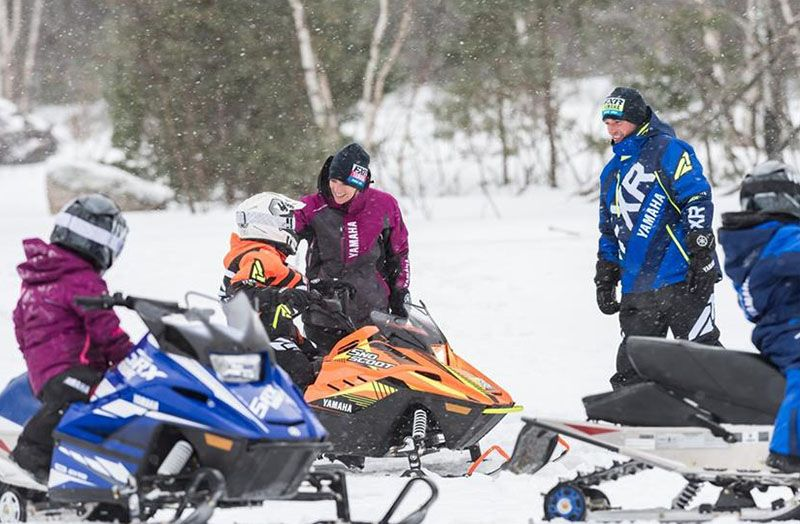 2019 Yamaha SnoScoot ES in Johnson Creek, Wisconsin - Photo 4