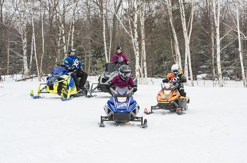 2019 Yamaha SnoScoot ES in Cumberland, Maryland