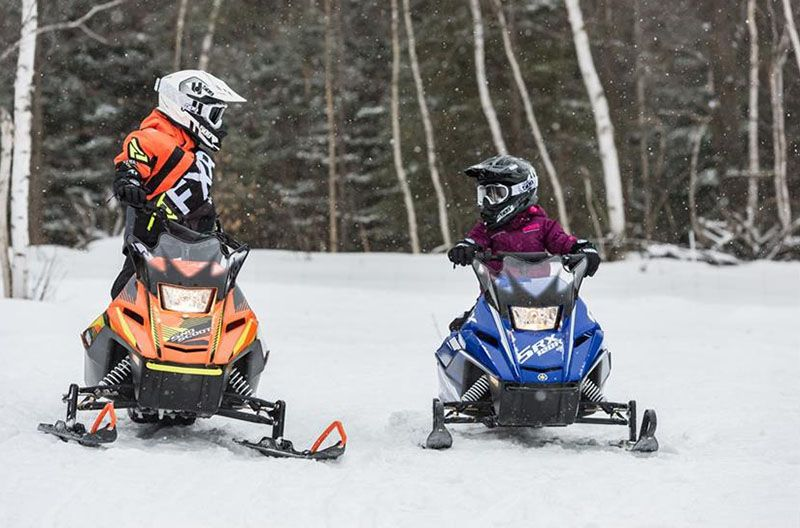 2019 Yamaha SnoScoot ES in Appleton, Wisconsin - Photo 8