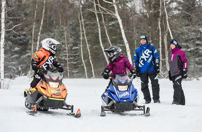 2019 Yamaha SnoScoot ES in Fond Du Lac, Wisconsin - Photo 9
