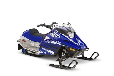 2019 Yamaha SRX120R in Cumberland, Maryland