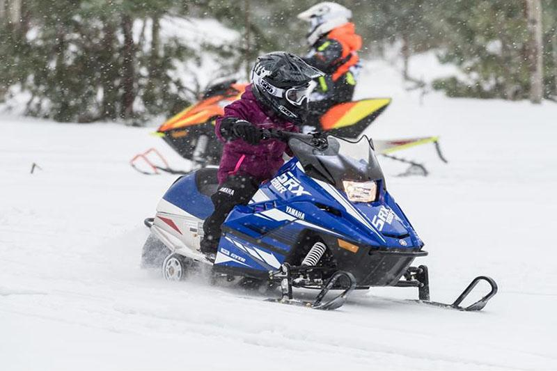 2019 Yamaha SRX120R in Derry, New Hampshire - Photo 4