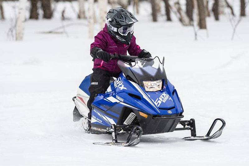 2019 Yamaha SRX120R in Belle Plaine, Minnesota