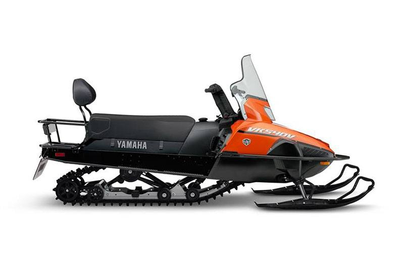 2019 Yamaha VK540 in Northampton, Massachusetts