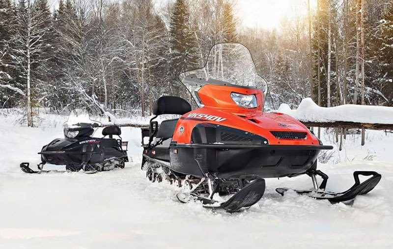 2019 Yamaha VK540 in Francis Creek, Wisconsin