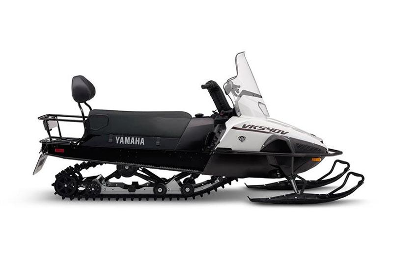 2019 Yamaha VK540 in Derry, New Hampshire - Photo 1