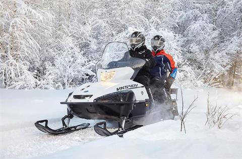2019 Yamaha VK540 in Pine Grove, Pennsylvania