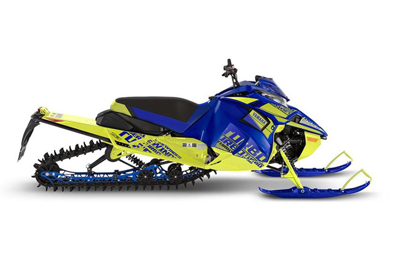 2019 Yamaha Sidewinder B-TX LE 153 in Denver, Colorado